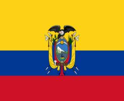 由来 エクアドル 国旗