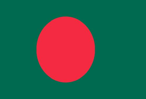 由来 バングラディシュ 国旗