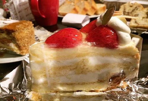 由来 ケーキ 種類