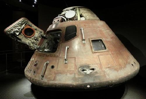 由来 アポロ 宇宙船