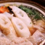 秋田名物!きりたんぽ鍋の由来やきりたんぽの語源について
