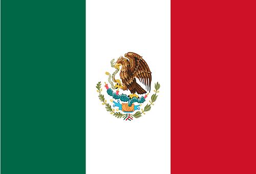 由来 メキシコ 国旗