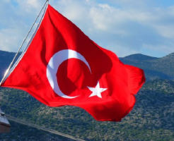 由来 トルコ 国旗