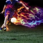 サッカー日本代表のユニフォームの色が青い理由とは!?