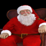 サンタクロースの服の由来!赤いのはなぜ!?