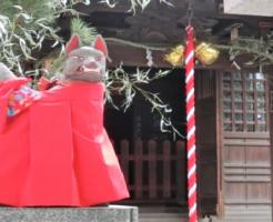 由来 狐稲荷神社