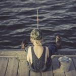 釣りの歴史・起源について。釣り用語坊主の意味や由来とは?